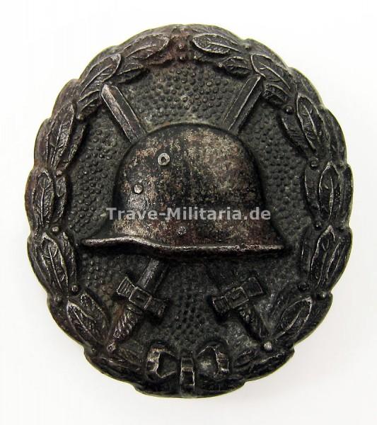 Verwundetenabzeichen in Schwarz 1918