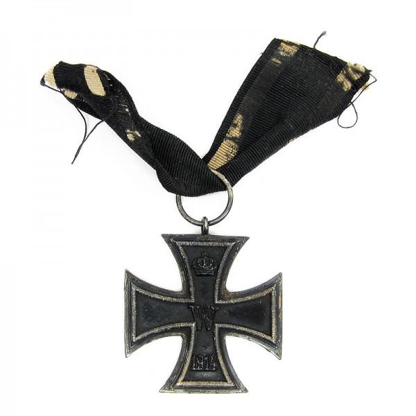 Eisernes Kreuz 2. Klasse 1914 Hersteller Wilm