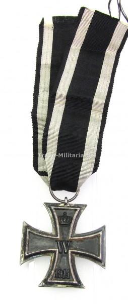 Eisernes Kreuz 2. Klasse von 1914 Hersteller EW ?