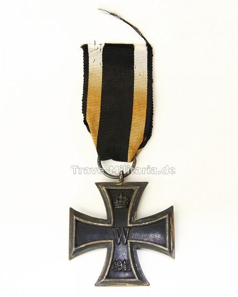 Eisernes Kreuz 2. Klasse 1914 Hersteller KO