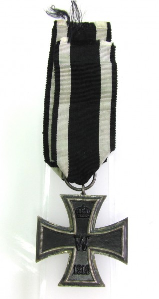 Eisernes Kreuz 2. Klasse 1914 mit Hersteller KO