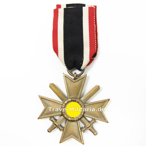 Kriegsverdienstkreuz 2. Klasse mit Schwertern Hersteller 10