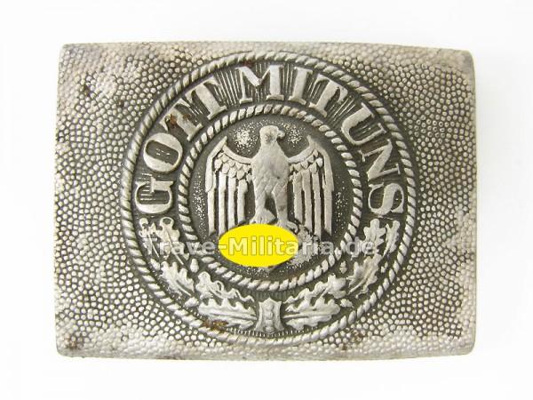 Koppelschloß der Wehrmacht Heer Bodenfund