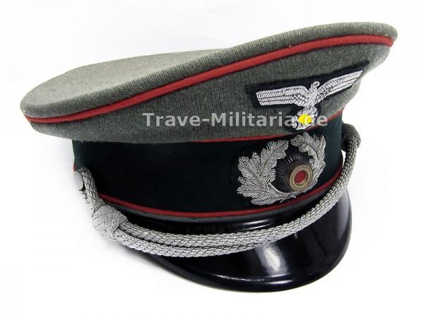 Schirmmütze für Offiziere der Artillerie - Erel