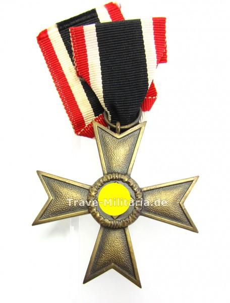 Kriegsverdienstkreuz 2. Klasse ohne Schwerter Hersteller 50