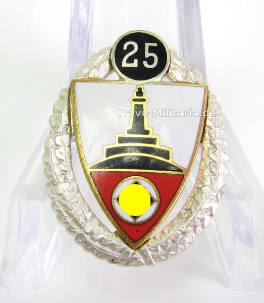 Abzeichen Reichskriegerbund für 25 Jahre Mitgliedschaft