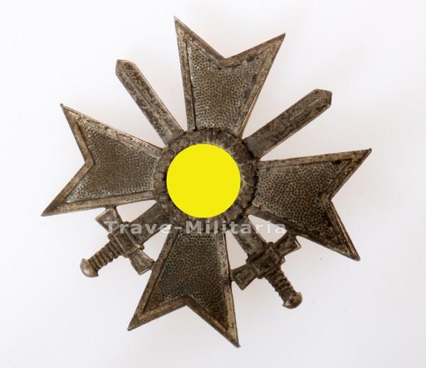 Kriegsverdienstkreuz mit Schwertern 1. Klasse - Steinhauer Lück