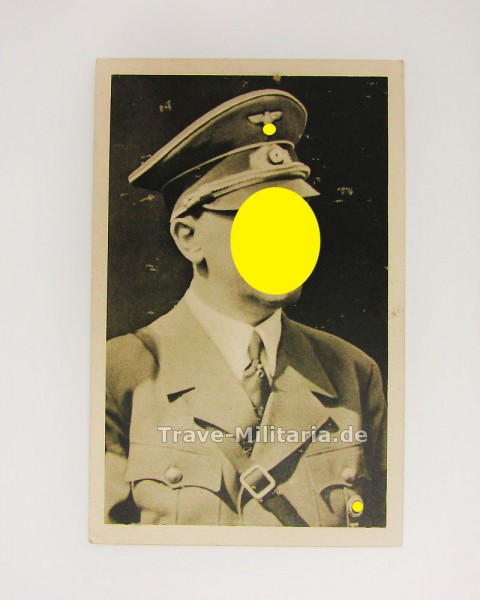 Postkarte Der Führer in Brünn 1939