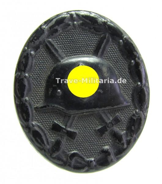 Verwundetenabzeichen in Schwarz Hersteller 93