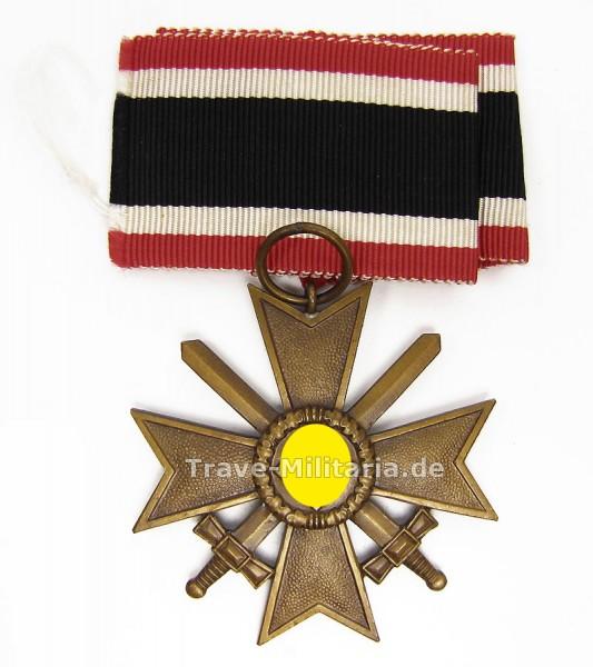 Kriegsverdienstkreuz 2. Klasse mit Schwertern Hersteller 90