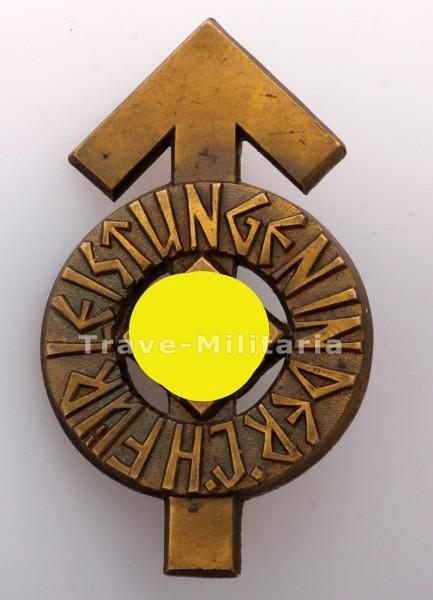 HJ- Leistungsabzeichen in Bronze B-Stück