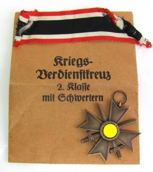 Set Kriegsverdienstkreuz 2. Klasse mit Schwertern