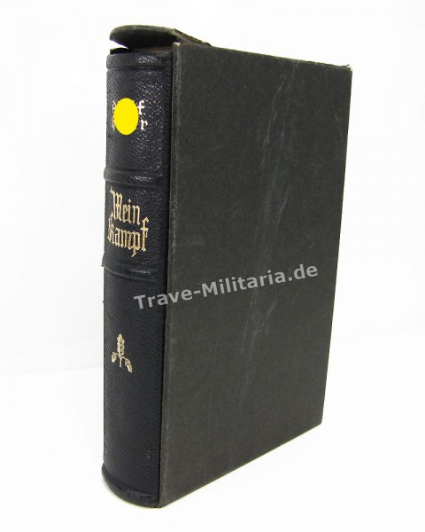 Buch Mein Kampf Hochzeitsausgabe Stadt Rüsselheim