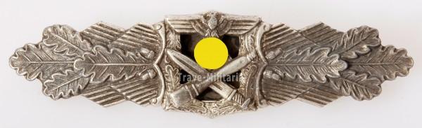 Top Nahkampfspange in Silber