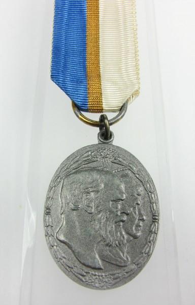 Goldene Hochzeitsjubiläumsmedaille 1918 Bayern