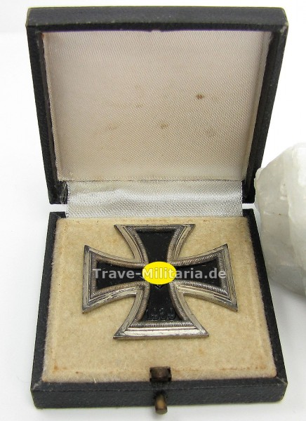 Eisernes Kreuz 1. Klasse im Etui Hersteller 107