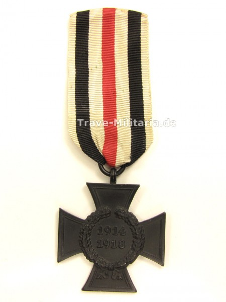 Ehrenkreuz für Hinterbliebene Hersteller GWL
