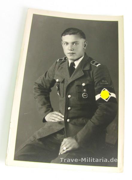 Portrait eines Flieger-HJ Rottenführers Bann 411