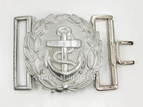 Feldbindenschloß der Kriegsmarine für Marinebeamte