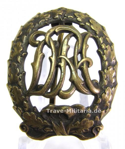 Sportabzeichen DRA in Bronze