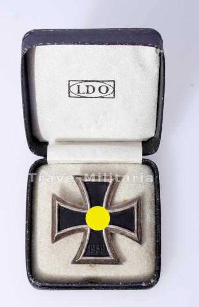 Eisernes Kreuz 1. Klasse im LDO-Halbetui