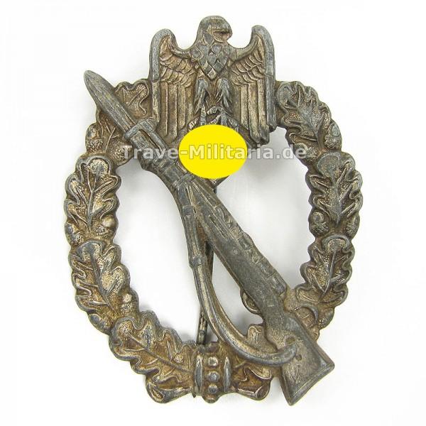 Infanteriesturmabzeichen in Silber Hersteller R.S.