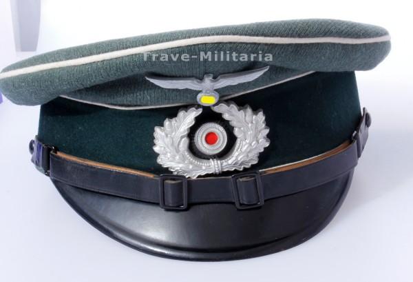 Schirmmütze für Mannschaften der Infanterie