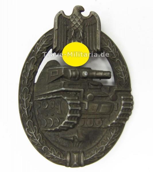 Panzerkampfabzeichen in Bronze Hersteller Fank & Reif