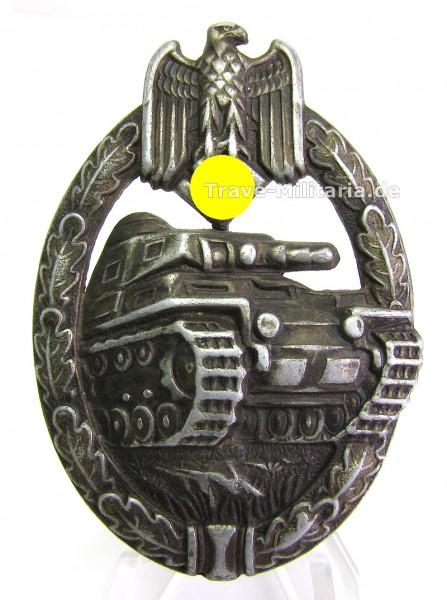 Panzerkampfabzeichen in Bronze Hersteller Assmann