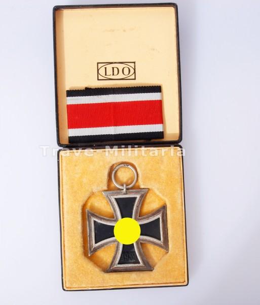 Extrem seltenes Set - Eisernes Kreuz 2.Klasse 1939 L/13 im LDO-Etui