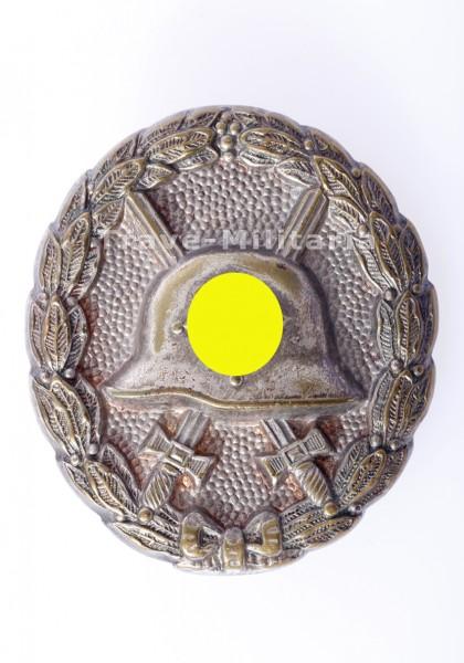 Verwundetenabzeichen in Silber 1. Form