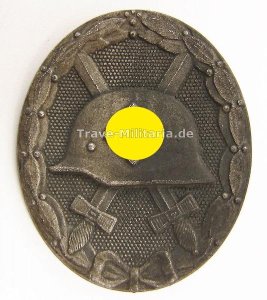 Verwundetenabzeichen in Silber Hersteller 127