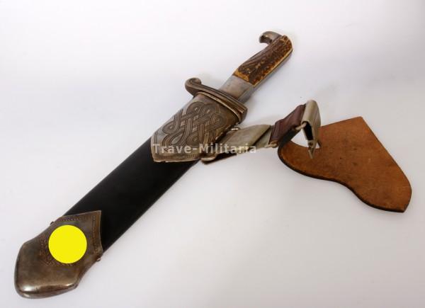 Früher M1934 RAD Hauer für Unterführer Reichsarbeitsdient