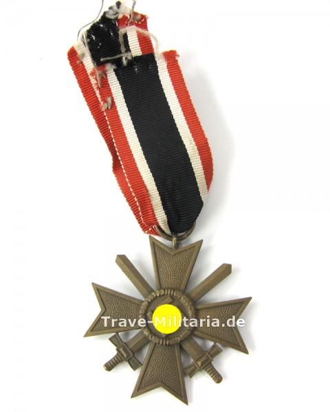 Kriegsverdienstkreuz 2. Klasse mit Schwertern Hersteller 41