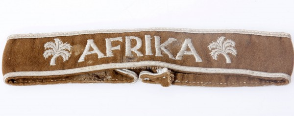 Ärmelband Afrika Kamelhaar-Ausführung