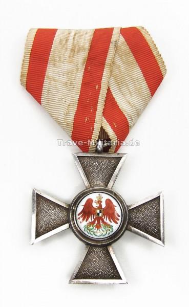 Roter Adler Orden 4. Klasse Hersteller S-W