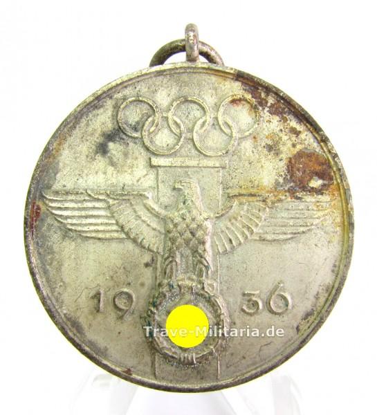 Deutsche Olympia-Erinnerungsmedaille 1936