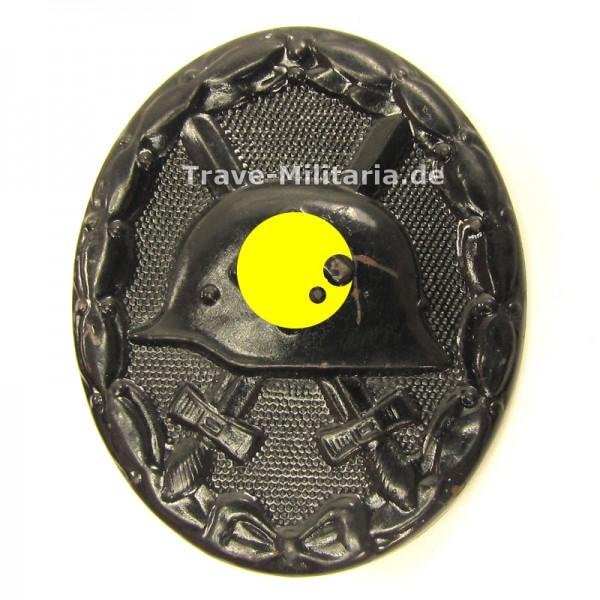 Verwundetenabzeichen in Schwarz