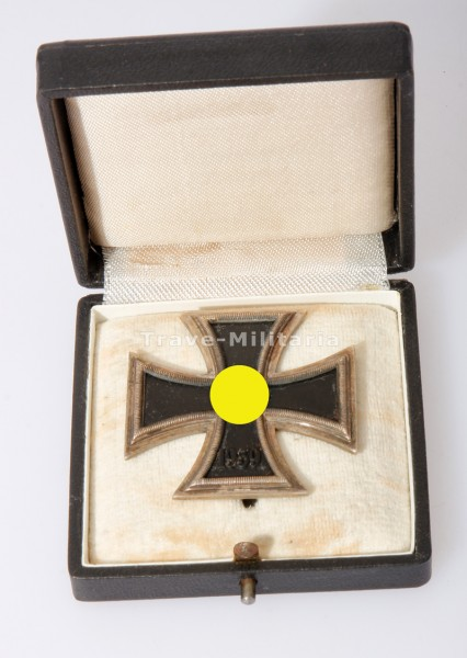 Eisernes Kreuz 1. Klasse im Etui Zimmermann