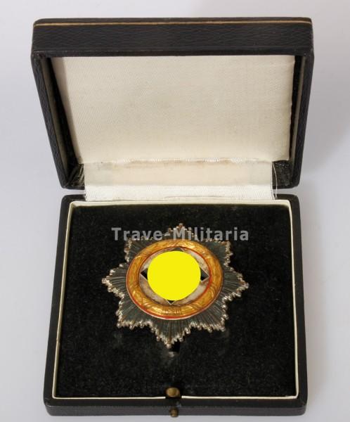 Deutsches Kreuz in Gold im Etui