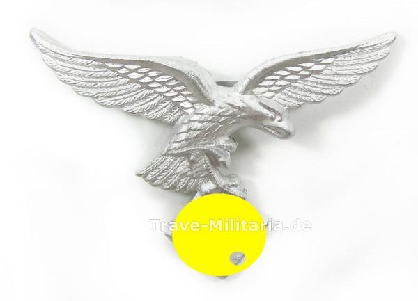 Luftwaffe Mützenadler Metallausführung