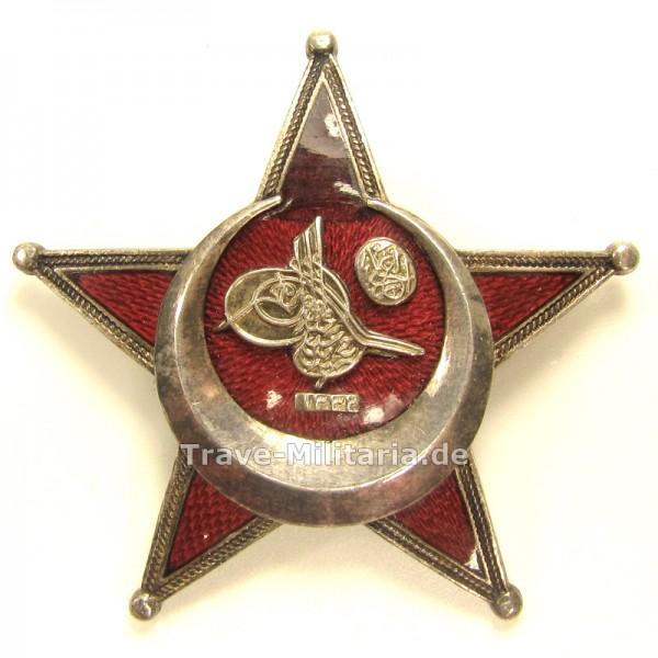 Türkei Eiserner Halbmond-Stern von Galipoli