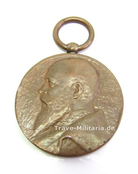 Baden Bronzene Regierungsjubiläumsmedaille 1902