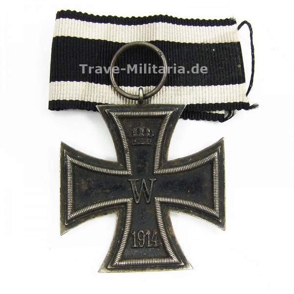 Eisernes Kreuz 2. Klasse 1914 Hersteller W