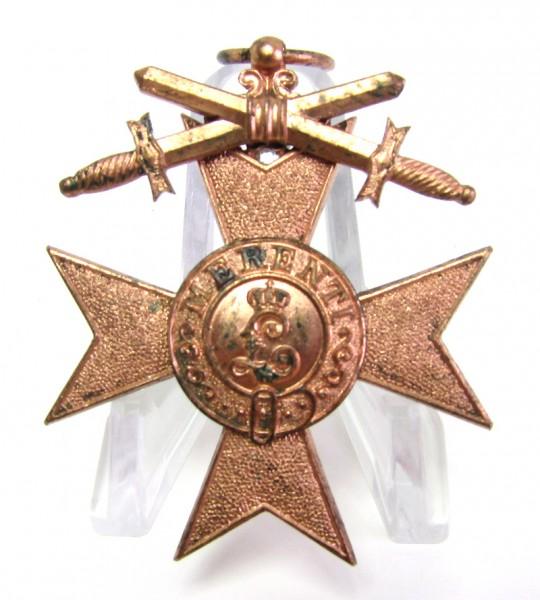 Bayern Militärverdienstkreuz 3. Klasse mit Schwertern