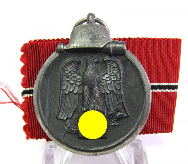 Medaille Winterschlacht im Osten, Hersteller 1 Deschler