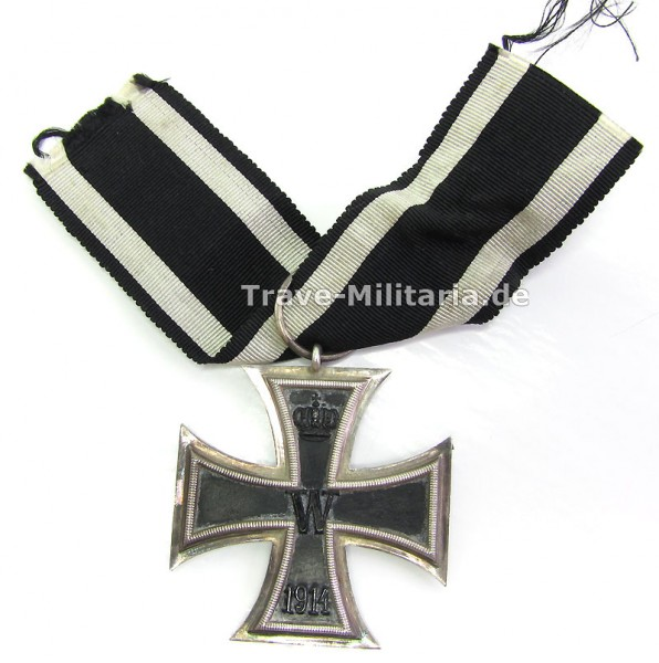 Eisernes Kreuz 2. Klasse 1914 Hersteller LV 55