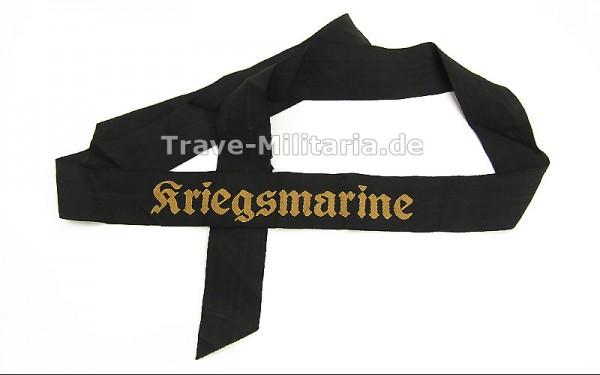 Mützenband Kriegsmarine