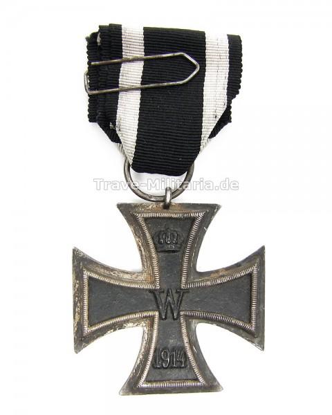 Eisernes Kreuz 2. Klasse 1914 mit Hersteller