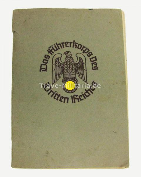 Buch Das Führerkorps des Dritten Reiches